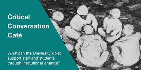 Supporting staff and students through institutional change at London Met tickets