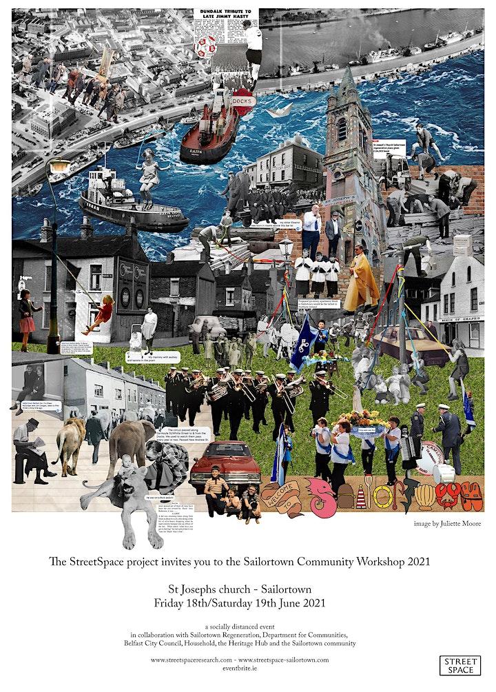 The Sailortown StreetSpace Community Workshop 2021 image