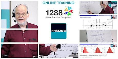 EMVA 1288 Hands-On Training, New Release 4.0 tickets