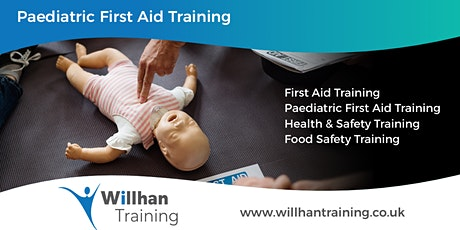 QA Level 3 Award in Paediatric First Aid (2day) tickets