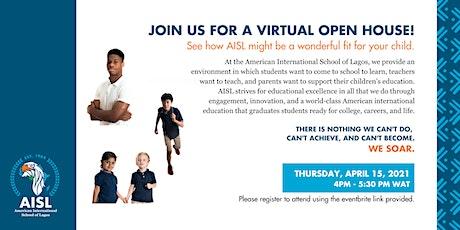 AISL Virtual Open House tickets