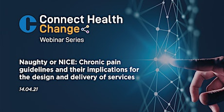 Naughty or NICE: Chronic pain guidelines and their implications tickets