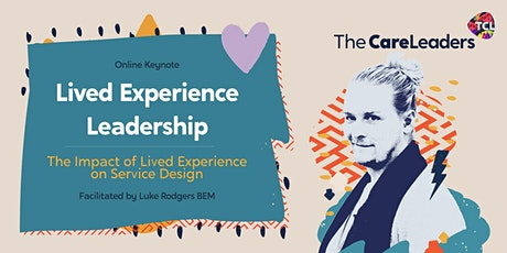 Lived Experience Leadership tickets