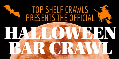 Halloween Bar Crawl - St. Pete tickets