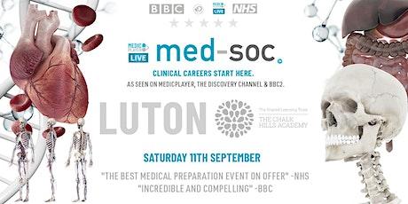 MED-SOC | LUTON 11/09/2021 tickets