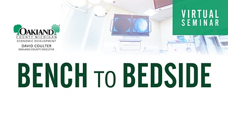 Oakland Together: Bench to Bedside tickets