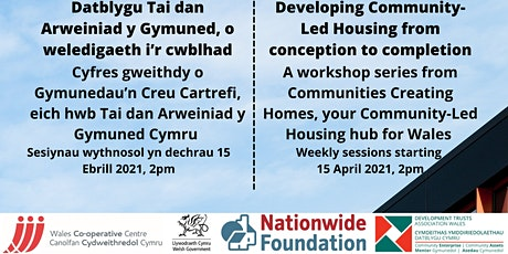 Workshop 3: Developing Community-Led Housing from conception to completion tickets