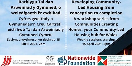 Workshop 4: Developing Community-Led Housing from conception to completion tickets