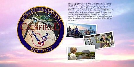 Crisfield Arts & Entertainment District Planning Meeting tickets