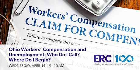 Ohio Workers' Compensation and Unemployment tickets