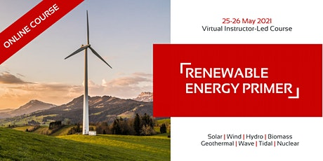Renewable Energy Primer tickets