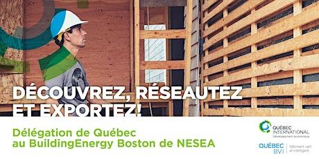 NESEA – Building Energy Boston 2021 billets