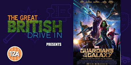 Guardians of the Galaxy (Doors Open at 16:30) tickets