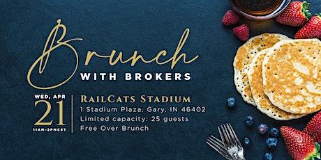 BRUNCH WITH BROKERS/REALTORS tickets