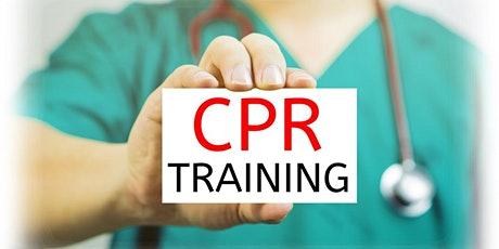 CPR/First Aid tickets