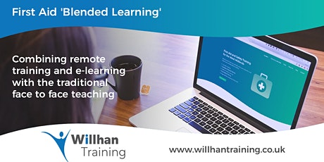 Blended Learning -Requalification QA Level 3 Award in First Aid at Work Req tickets