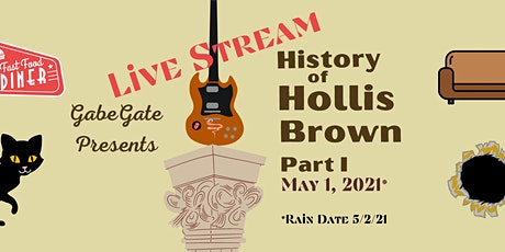 History of Hollis Brown Part I Live Stream tickets
