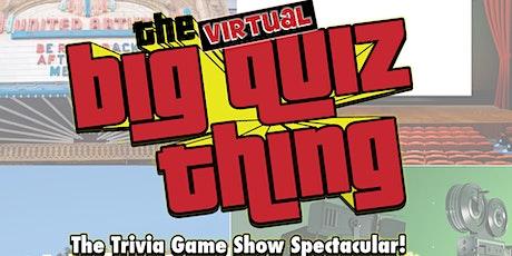 Virtual Movie Trivia Night tickets