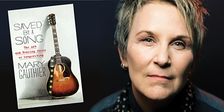 Virtual Author Event with Mary Gauthier in conversation with Allison Moorer tickets