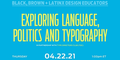 Exploring Language, Politics and Typography: Kelly Walters tickets