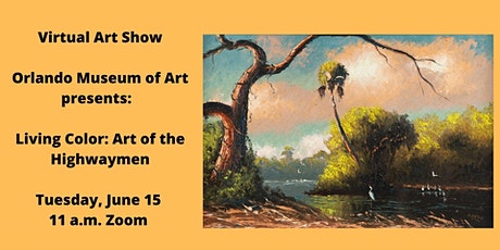 Living Color: Art of the Highwaymen tickets