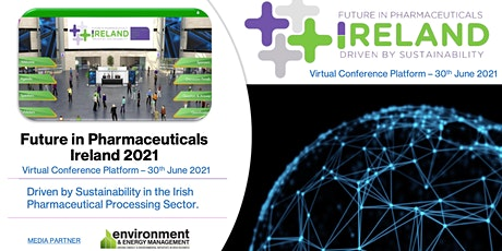 Future in Pharmaceuticals Ireland 2021 tickets