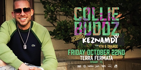 COLLIE BUDDZ, KEZNAMDI, and 4TH & ORANGE - STUART tickets