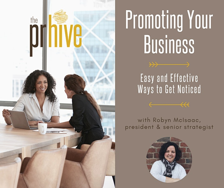 Promoting Your Business - Easy and Effective Ways image
