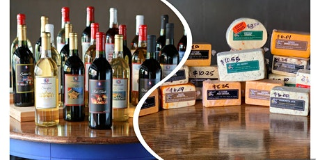 Hit the Bottle & Cut the Cheese Tasting Event tickets