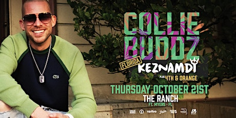 COLLIE BUDDZ, KEZNAMDI, and 4TH & ORANGE - FORT MYERS tickets
