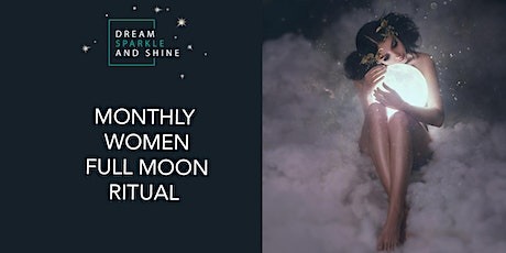 Monthly Full Moon Ritual tickets