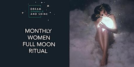 Monthly Full Moon Ritual ingressos