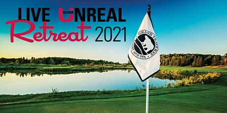 Live Unreal Retreat 2021 tickets