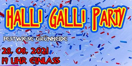 Halli-Galli-Party in Grünheide - OPEN AIR tickets