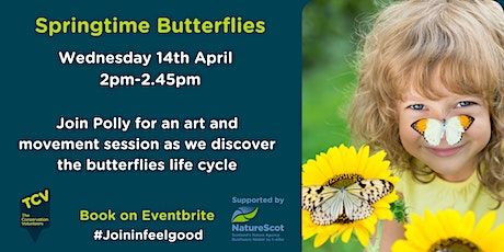 Easter Holiday Club - Springtime Butterflies tickets