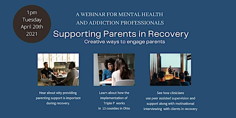 Supporting Parents In Recovery tickets