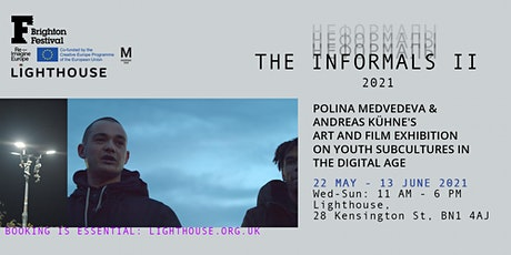 The Informals II: Exhibition at Brighton Festival tickets