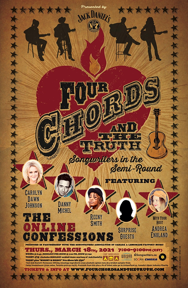 Four Chords and the Truth: The Online Confessions image