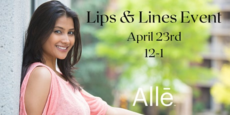 Lips and Lines Event tickets
