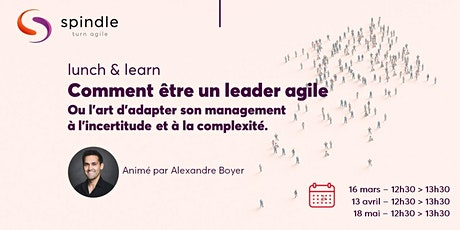 Comment être un leader agile. Adapter son management dans l'incertitude billets