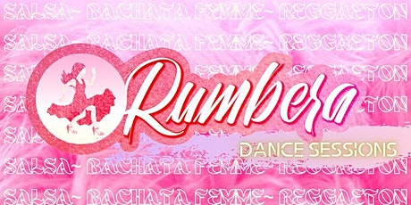 Rumbera dance sessions: Salsa, Bachata & Reggaeton classes tickets