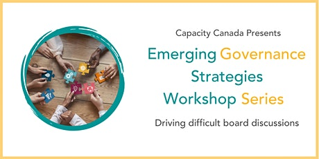 Future-Oriented Governance: Where boards need to be when a crisis hits? tickets