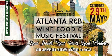 Atlanta R&B Neo Soul Vendor Sign Up 2021 tickets