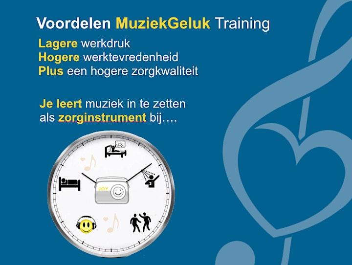 Afbeelding van MuziekGeluk de-november-training