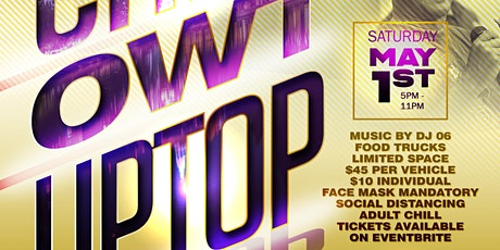 Chill Owt UpTop tickets