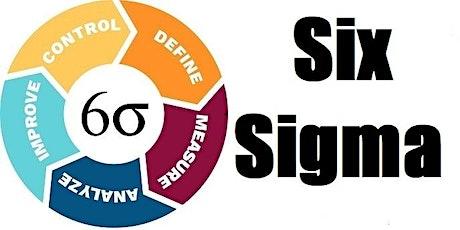 Six Sigma Black Belt: Control (Black Belt Part 8) tickets