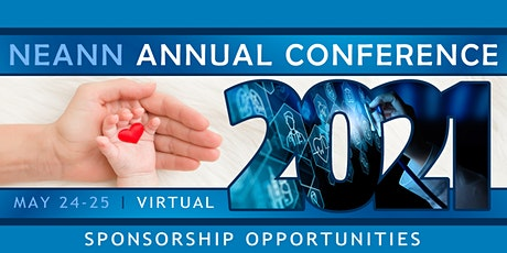 NEANN Annual Conference 2021 - Sponsorship Opportunities tickets
