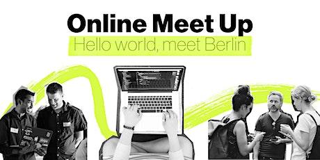Silicon Allee Online Meet Up tickets
