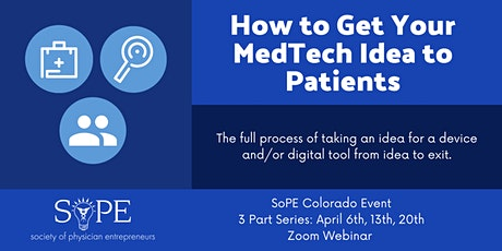 How to Get Your MedTech Idea to Patients tickets