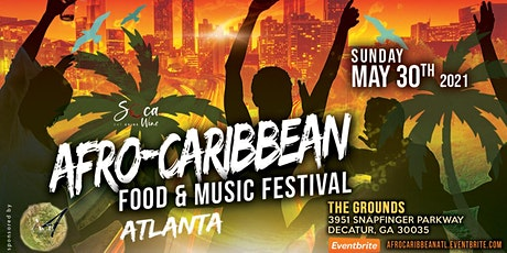 Afro-Caribbean Vendor Sign Up 2021 tickets
